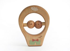 Wooden Baby Toys, Baby Rattle Toy