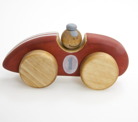 The wood car is created to be a safe and natural friend to a child. Our wooden toys for boys are quality crafted and sanded satin smooth.